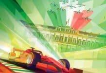 manifesto Monza Formula 1