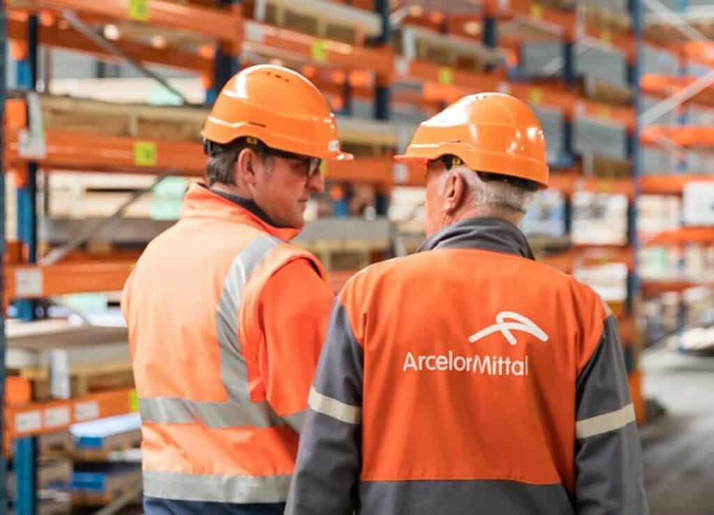 Arcelor Mittal lavoratori