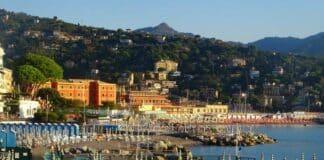 Santa Margherita Ligure spiaggia