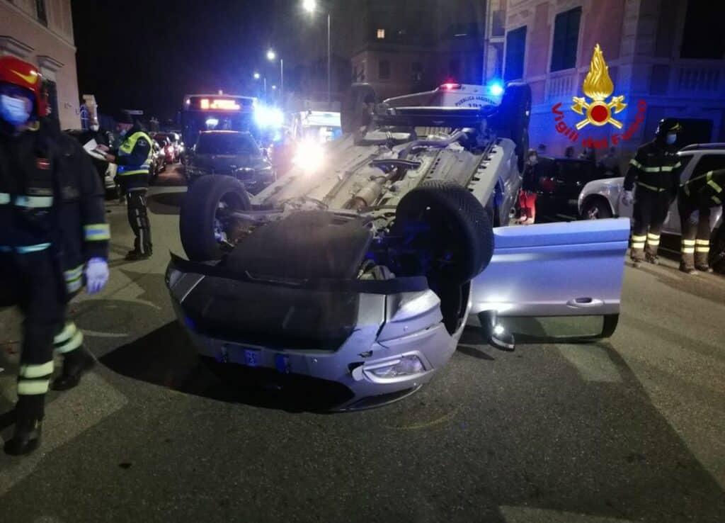 incidente Quinto via Majorana
