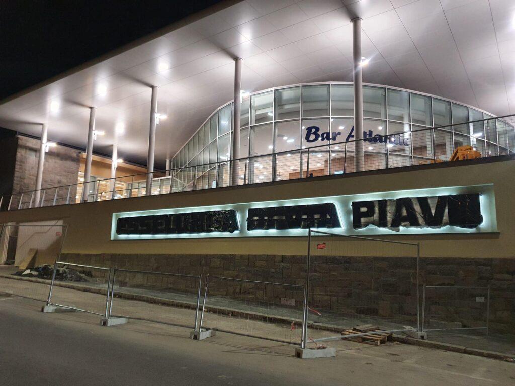 Esselunga supermercato albaro via Piave