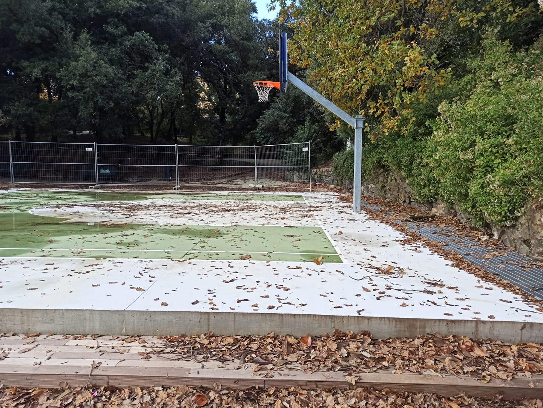 villa doria campo basket pegli