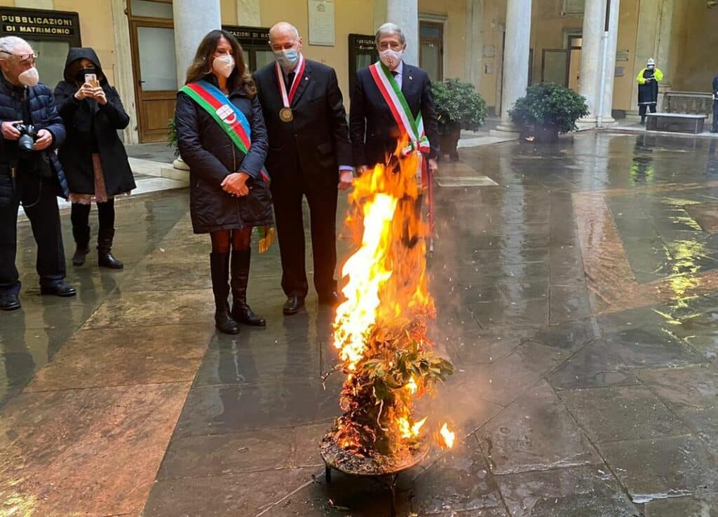 confeugo 2020 Genova