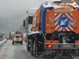 autostrade neve Liguria