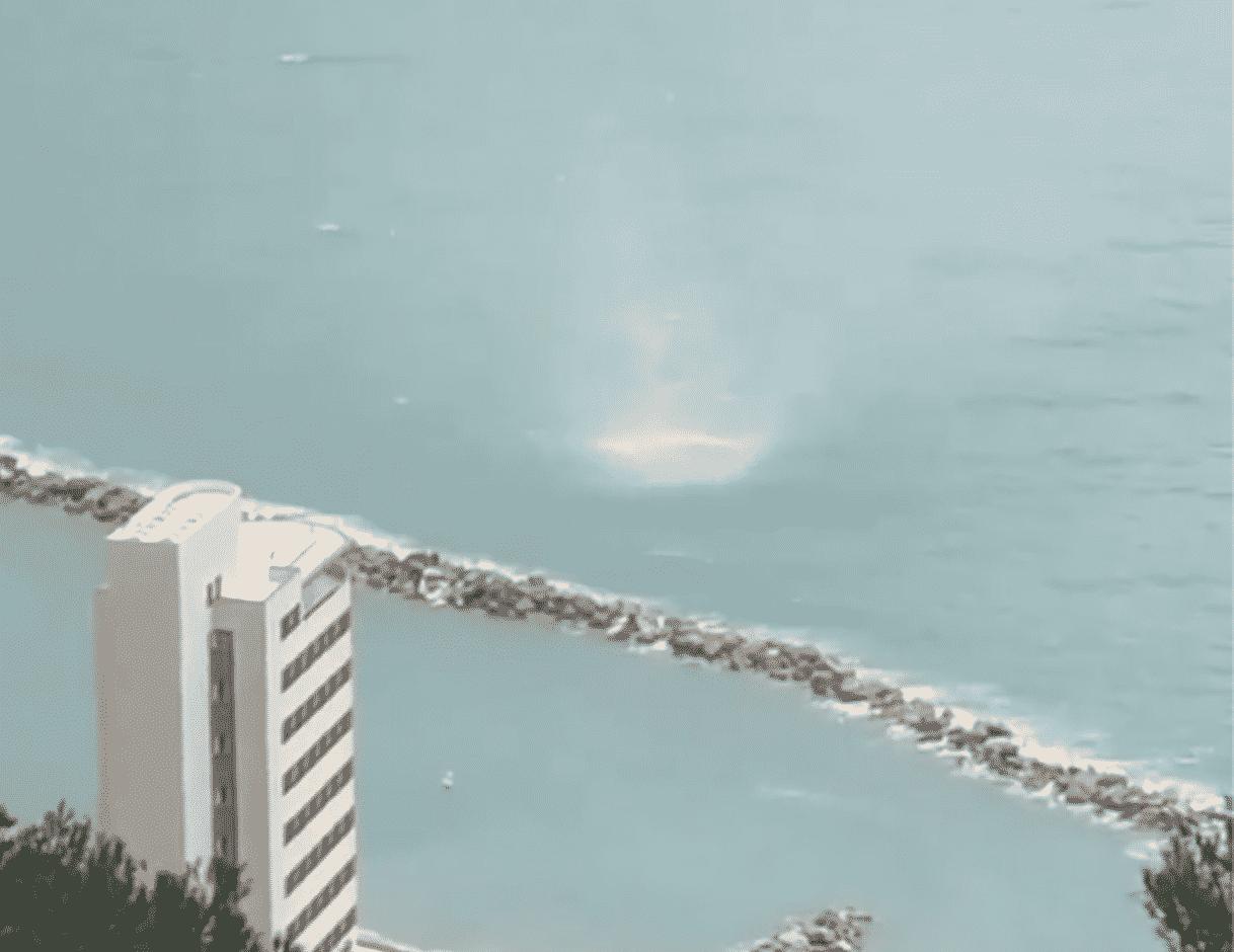 Chiavari tromba marina