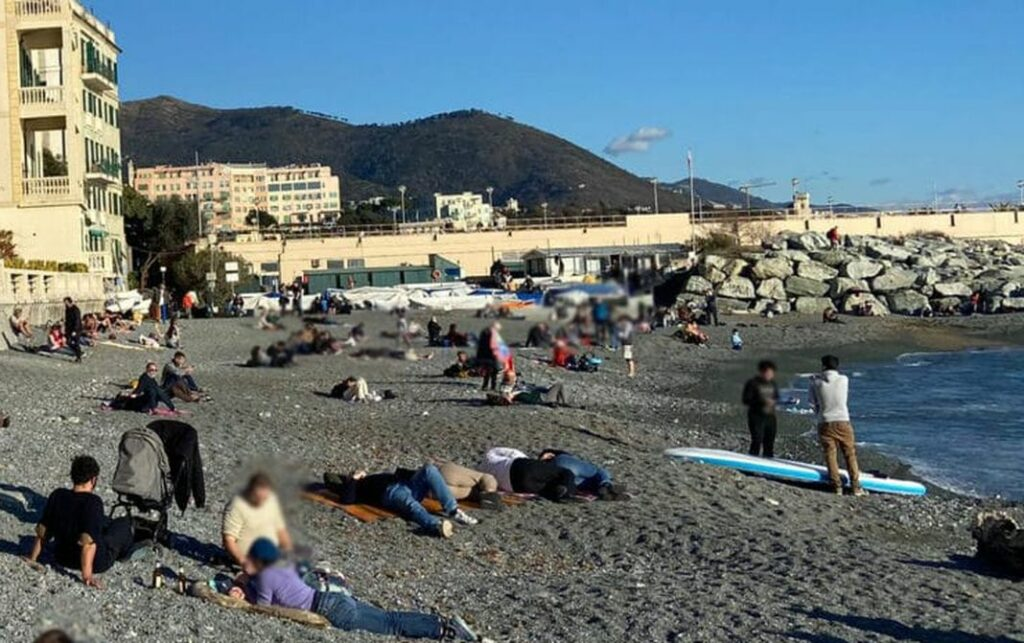 vernazzola spiaggia