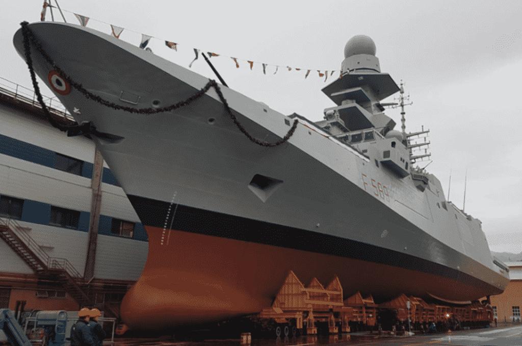 Fremm fregata Emilio Bianchi venduta egitto
