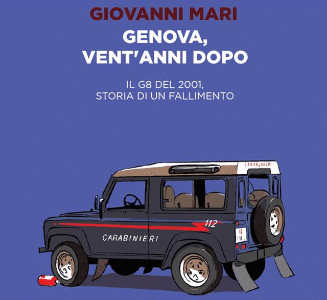 Giovanni Mari libro G8 Genova