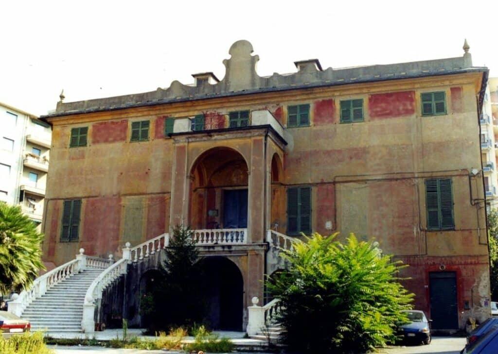 Villa Pallavicini Rivarolo