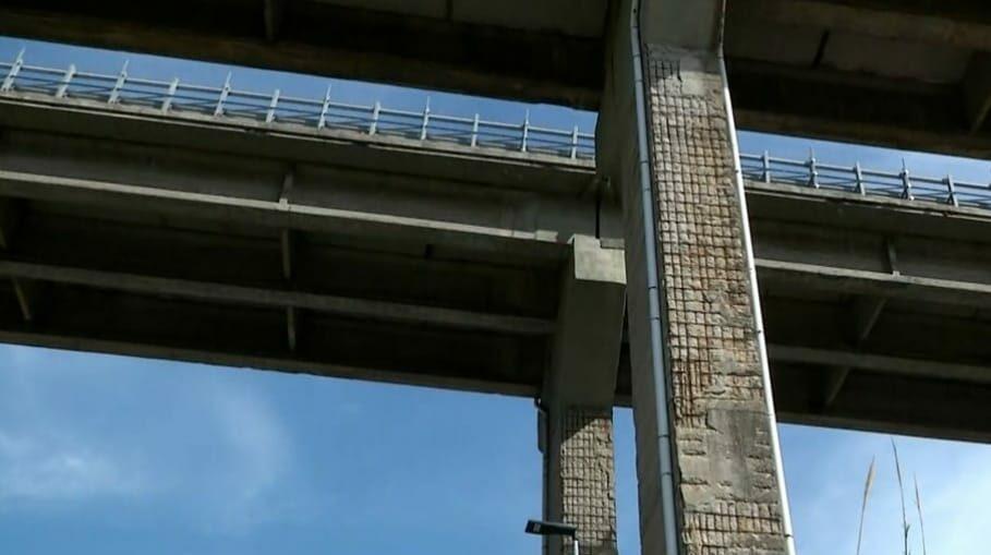 viadotto Ragone, autostrada A12