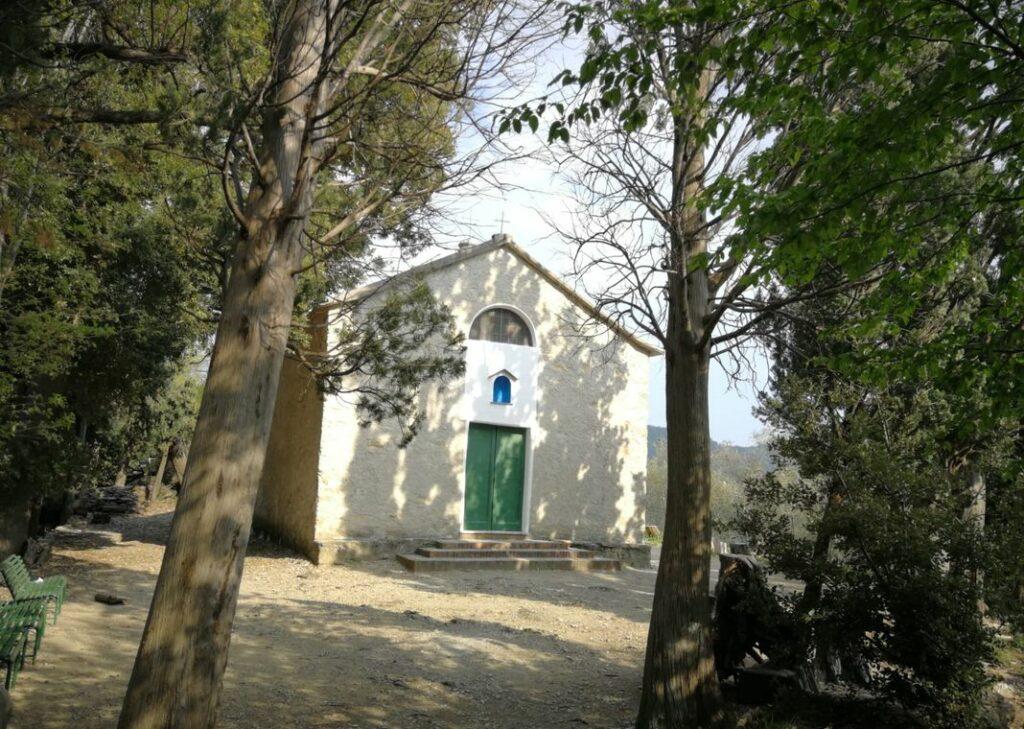 Cappella Ascensione Recco Faveto