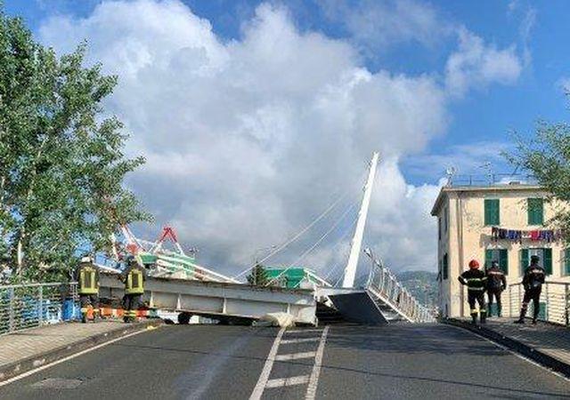 ponte Darsena Pagliari La Spezia