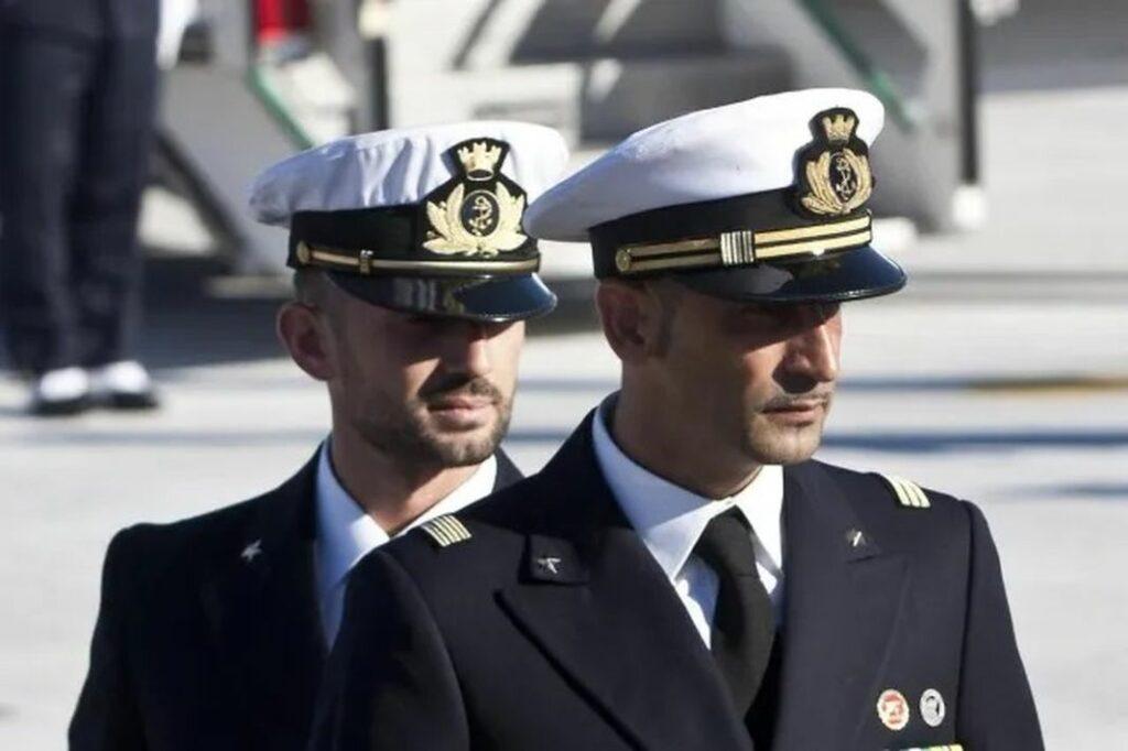 Marò italiani in India, Latorre e Girone