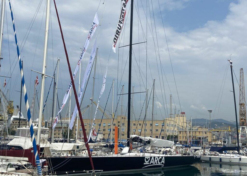 maxi100 barca Carige