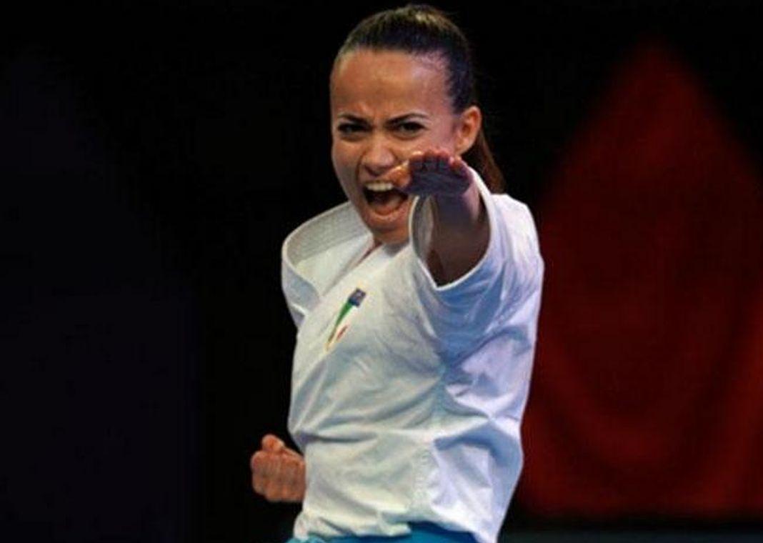 Viviana Bottare Karate Tokyo 2020