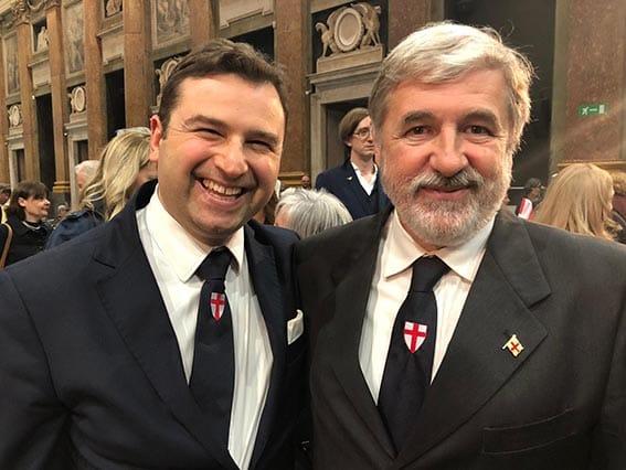 Mario David Mascia forza Italia Comune Genova
